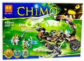 Конструктор BELA Chimo 10077 Жалящая машина скорпиона Скорма