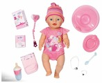 Интерактивная кукла Zapf Creation Baby Born Малышка 43 см 822-005