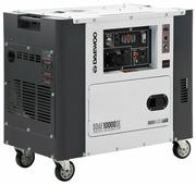 Дизельный генератор Daewoo Power Products DDAE 10000SE (7200 Вт)