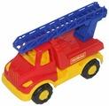 Пожарный автомобиль Полесье Леон (52889) 24 см