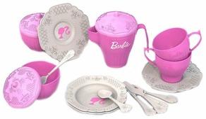 Набор посуды Нордпласт Барби 636