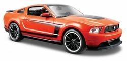 Легковой автомобиль Maisto Ford Mustang Boss 302 (31269) 1:24