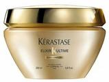 Kerastase Elixir Ultime Преображающая волосы маска на основе масла марулы