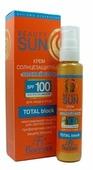 Floresan Beauty Sun солнцезащитный крем Полный блок SPF 100