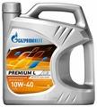 Моторное масло Газпромнефть Premium L 10W-40 4 л
