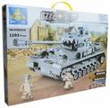 Конструктор Kazi Century Military KY82010 Танк