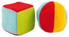 "Набор Canpol Babies Soft toy ""Ball and cube"" 2/893"