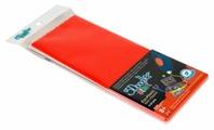 Эко-пластик пруток 3Doodler Start 3 мм красный