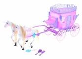 Забияка карета с двумя лошадками (модель 110)