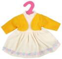Junfa toys Платье с кофточкой для кукол 40 см GC16-2 в ассортименте