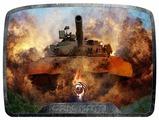 Коврик Dialog PGK-10 Tank