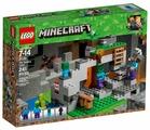 Конструктор LEGO Minecraft 21141 Пещера зомби