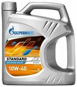 Моторное масло Газпромнефть Standard 10W-40 4 л