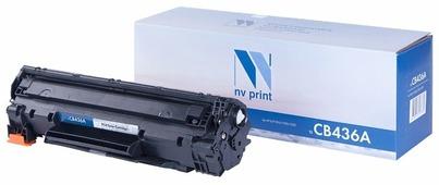 Картридж NV Print CB436A для HP