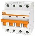 Автоматический выключатель TDM ЕLECTRIC ВА 47-29 4P (C) 4,5kA