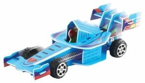 3D-пазл Pilotage 3D Гоночная машина синяя (RC38108), 23 дет.