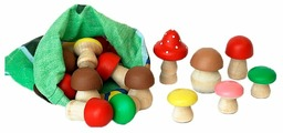 Бирюлька КЛИМО Набор грибов C42