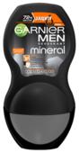 Дезодорант-антиперспирант ролик Garnier Men Mineral Защита 6 Очищающая Моринга