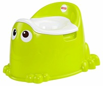 Fisher-Price горшок Froggy Potty