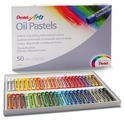 Pentel Пастель масляная Arts 50 цветов (PHN4-50)