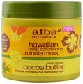 Alba Botanica Гавайская увлажняющая маска-минутка для смягчения и увлажнения волос