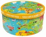 Пазл Scratch Europe Карта мира (6181076), 150 дет.