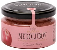 Крем-мед Medolubov с клюквой