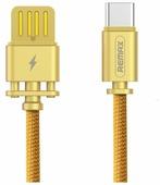 Кабель Remax Dominator USB - USB Type-C (RC-064a) 1 м