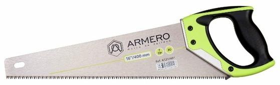Ножовка по дереву Armero A531/401 400 мм
