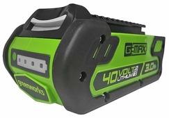 Аккумуляторный блок greenworks G40B3 2925707 40 В 3 А·ч