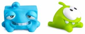 Фигурки PROSTO toys Cut the Rope - Ам Ням + Блю 201417