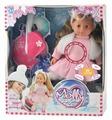 Кукла Dimian Bambolina Фигуристка Molly (звук), 40 см, BD1386RU-M37