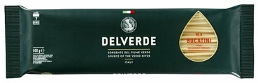 Delverde Industrie Alimentari Spa Макароны № 6 Bucatini, 500 г