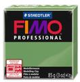 Полимерная глина FIMO Professional запекаемая 85 г зеленый лист (8004-57)