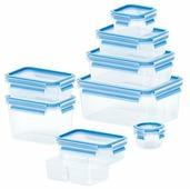 EMSA Набор контейнеров CLIP & CLOSE из 9 предметов 515481
