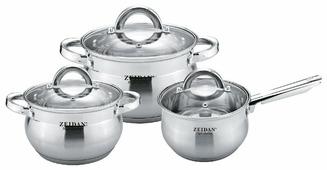 Набор посуды Zeidan Z-50623 6 пр.