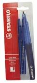 STABILO Набор шариковых ручек Liner 2 цвета (808/41-2В)