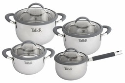 Набор посуды Taller Мэриден TR-7160 8 пр.