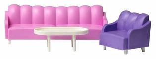 Lundby Набор мебели для гостиной Базовый (LB_60305400)