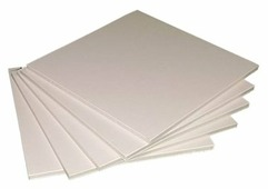 Цветной картон пенокартон 3 мм, 560 гр/м2 Decoriton, 30х40 см, 5 л.