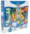 Кубики Magneticus Полиция BLO-003-06
