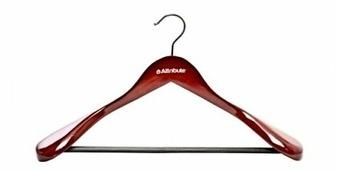 Вешалка Attribute Для верхней одежды Redwood