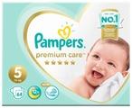 Pampers подгузники Premium Care 5 (11+ кг) 64 шт.