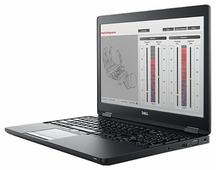 """Ноутбук DELL PRECISION 3530 (Intel Core i5 8300H 2300 MHz/15.6""""/1920x1080/8GB/256GB SSD/DVD нет/NVIDIA Quadro P600/Wi-Fi/Bluetooth/Windows 10 Pro)"""
