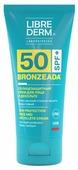 Librederm крем Bronzeada для лица и декольте SPF 50