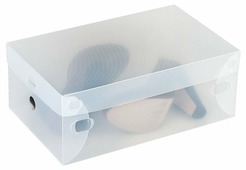 Tatkraft Набор коробок для хранения обуви Glasgow
