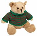 Мягкая игрушка Eatoy Медведь бежевый 12 см