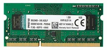 Оперативная память Kingston KVR16LS11/4