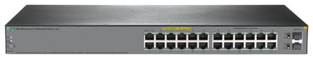 Коммутатор Hewlett Packard Enterprise OfficeConnect 1920S-24G-2SFP-PPoE+ (JL384A)