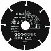Круг отрезной 125х1,0x22,2 мм для дерева BOSCH Multi Wheel (2608623013)